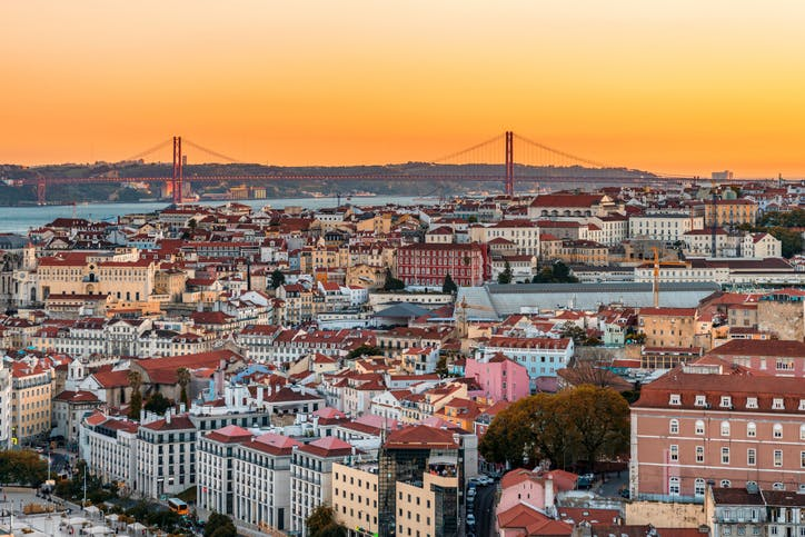Lisbon is one of the most attractive European cities for real estate investment in 2021