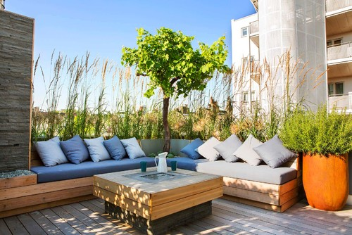 Enjoy the good weather: tricks and ideas to decorate the terrace of the house